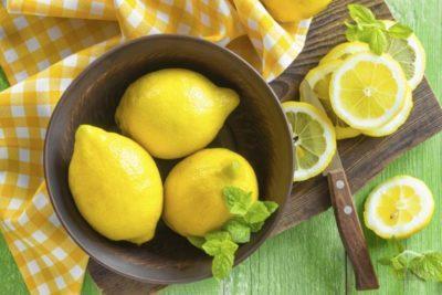 Сок лимона при лечении рака