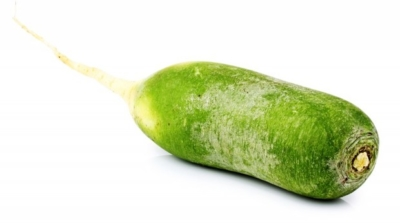Зеленая редька - полезные свойства, калорийность