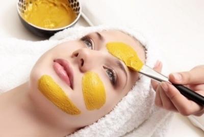 Маска для лица имбирь куркума и мед